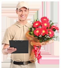 reparto de flores gratis a domicilio en Granada