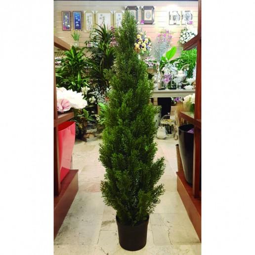 pino artificial de 120 cm para exterior o interior
