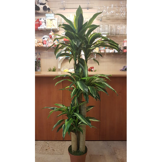 Tronco artificial ideal para decorar rincones del hogar - Decoracion plantas artificiales ...