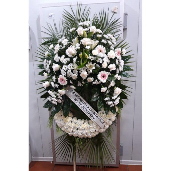 corona funebre en Granada ref.001
