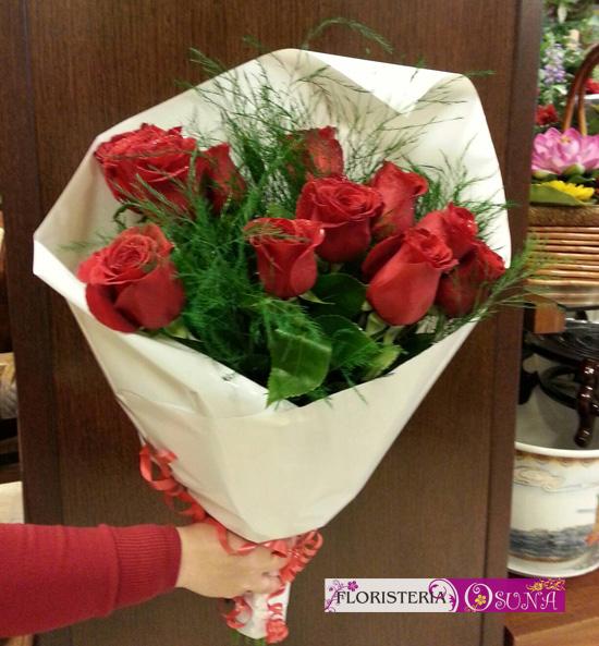envio de flores y rosas en granada