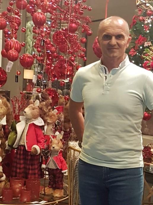 Mario Osuna florista en Granada